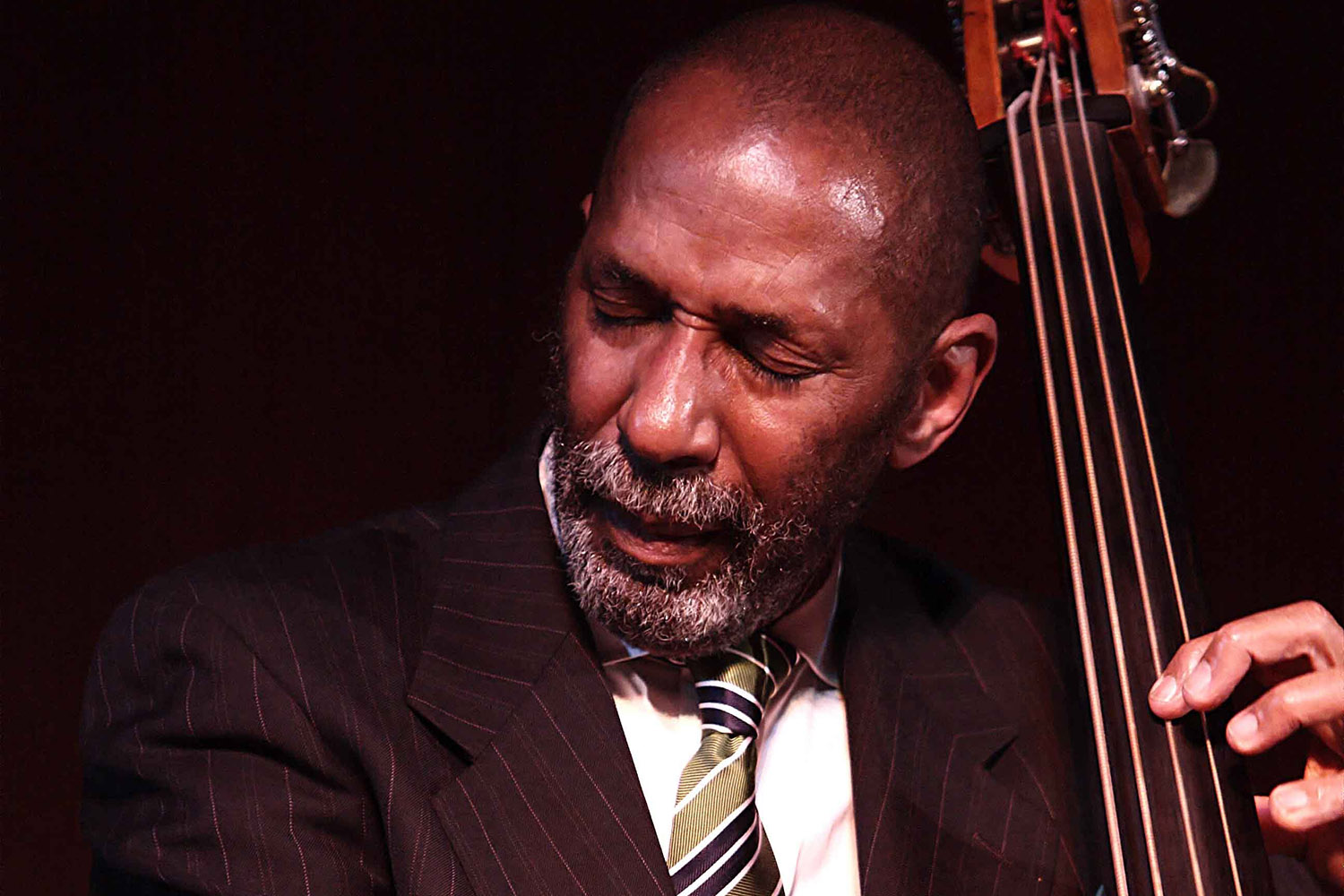 Clinic: Ron Carter - Recording with the greats