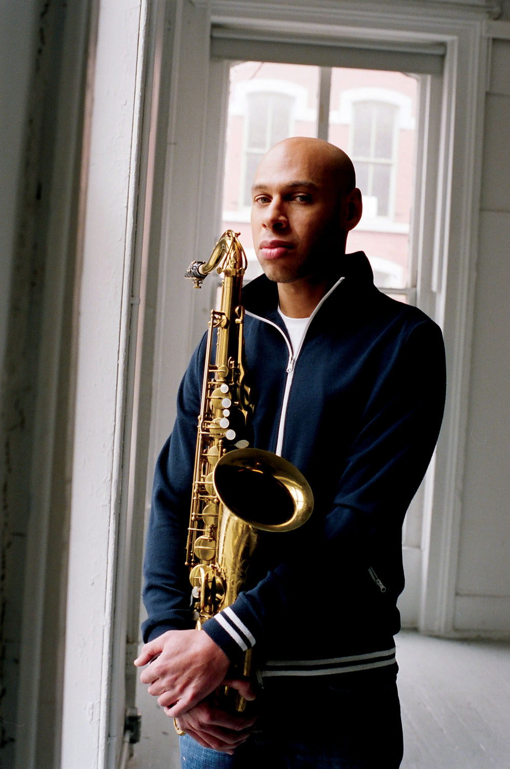 Artist in residence: James Farm featuring Joshua Redman