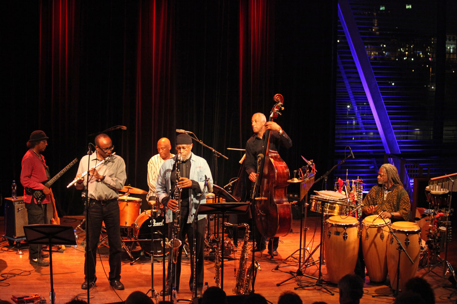 Surinam Music Ensemble ft. Bennie Maupin