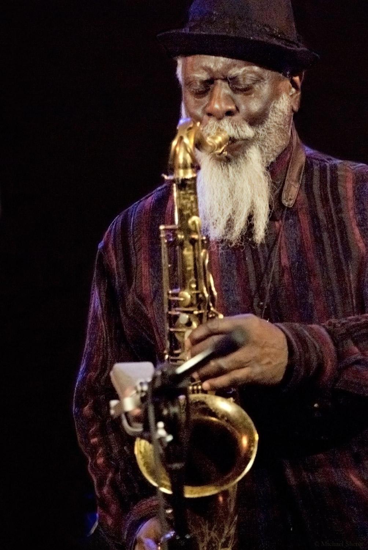 Pharoah Sanders Trilok Gurtu William Henderson Trio