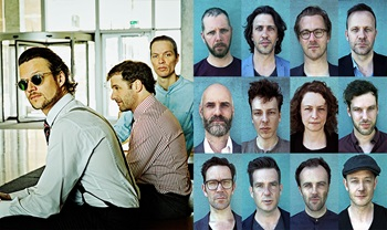 Phronesis and New Rotterdam Jazz Orchestra Extended 'The Behemoth'